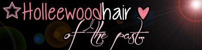 HolleewoodHair.com Archives Header