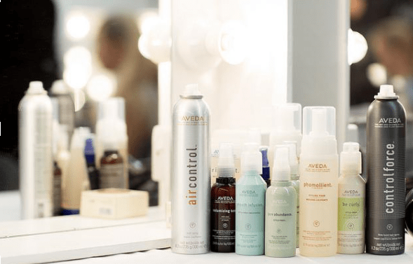 Aveda Products - Learn how to combat oily hair for men.