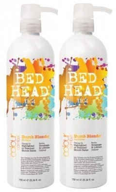 Dumb Blonde shampoo and conditioner by TIGI Bedhead are pretty amazing. Have you tried it yet? The first reason you should use it is...