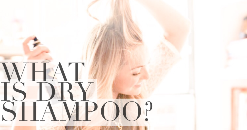 Have you ever seen dry shampoo sitting on the shelf in the store and wondered to yourself what it was. Learn all about it and the pros and cons.