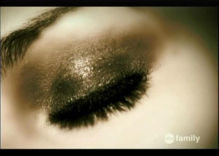 See what eyeshadow was used to create the same look as Alison DiLaurentis from the Pretty Little Liars opening credits.